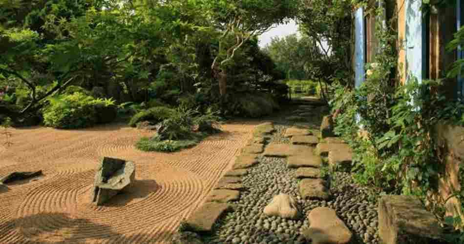 C mo hacer un jard n zen casero - Hacer un jardin zen ...