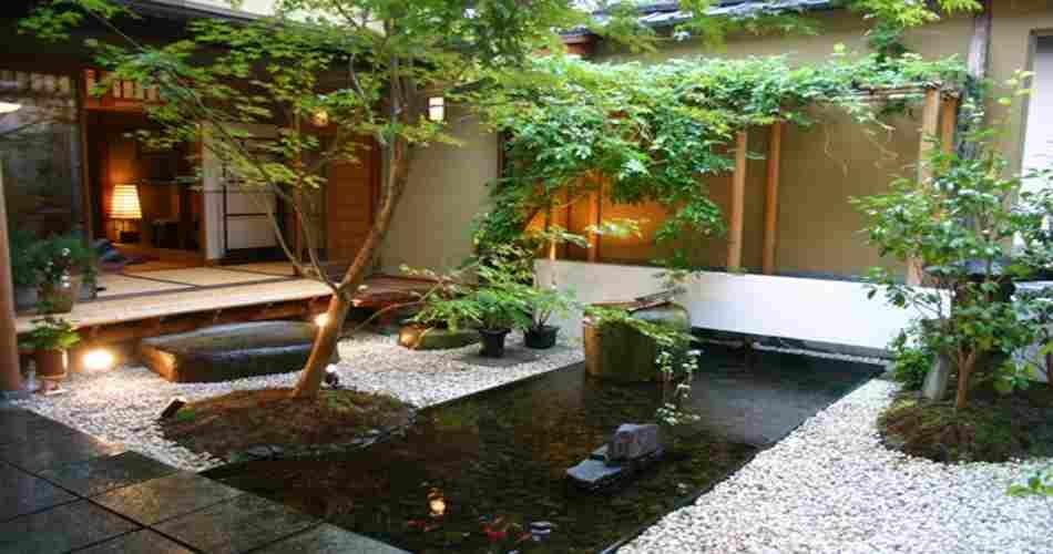 Como dise ar un jard n zen casa dise o for Como disenar un jardin en casa