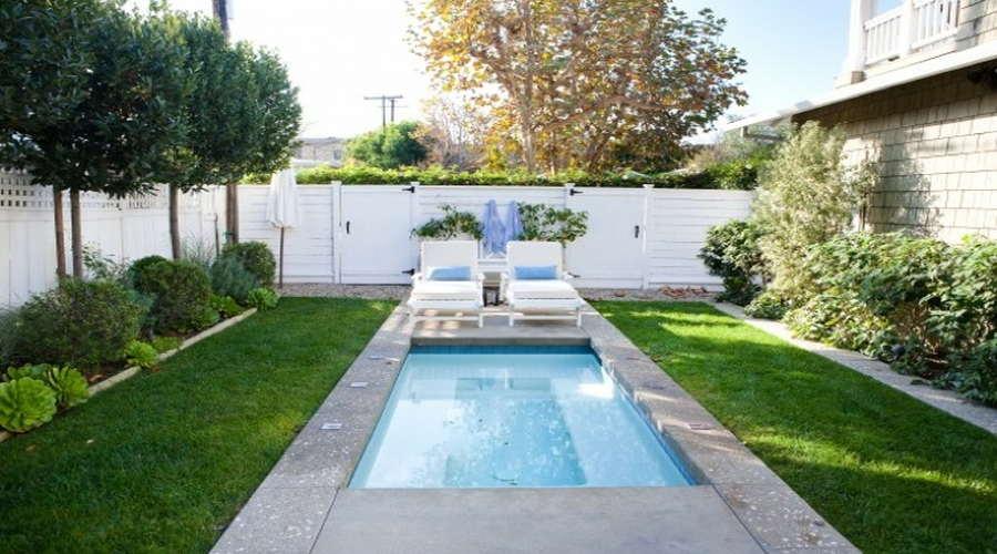 Jardines con piscinas fotos dise os arquitect nicos for Piscinas de jardin