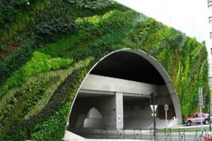 Los 10 jardines verticales mas hermosos del mundo for Historia de los jardines verticales