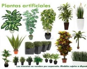 Plantas artificiales baratas para tu jard n vertical Jardines verticales baratos